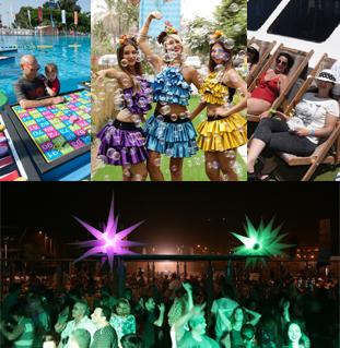 אירועי קיץ- חוויות רטובות, הופעות טובות והחלטות חשובות